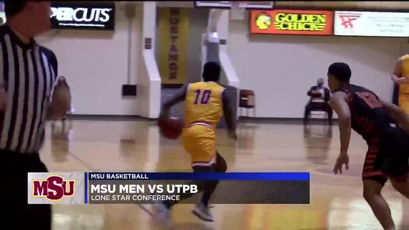 MSU vs UTPB men's basketball highlights
