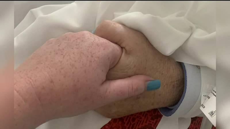 Archer City woman responsive after being in intensive care for months