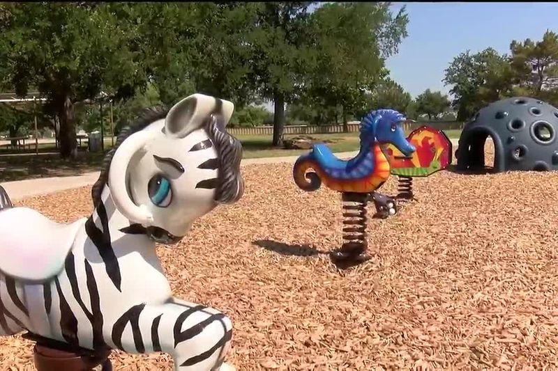 City of Wichita Falls upgrading playground equipment