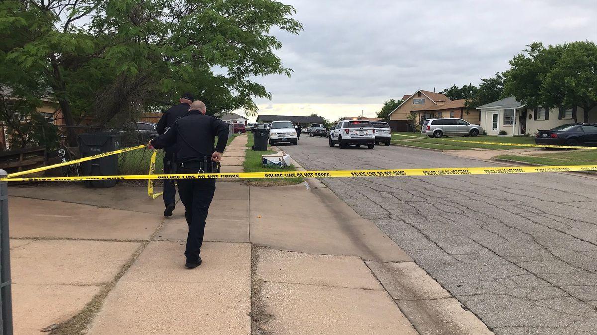 Shooting in Wichita Falls