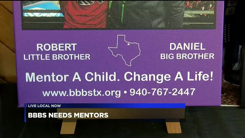 BBBS looking to recruit more male mentors