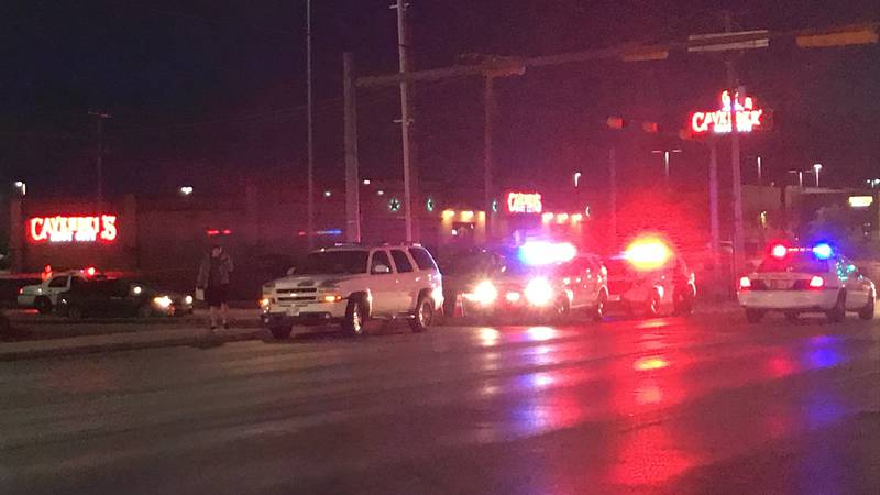 Just before 6 p.m. on Tuesday a wreck occurred at the Lawrence Road and Maplewood Avenue...