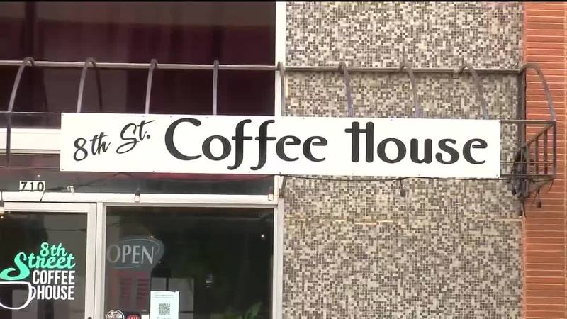 8th Street Coffee House beginning renovations on new location