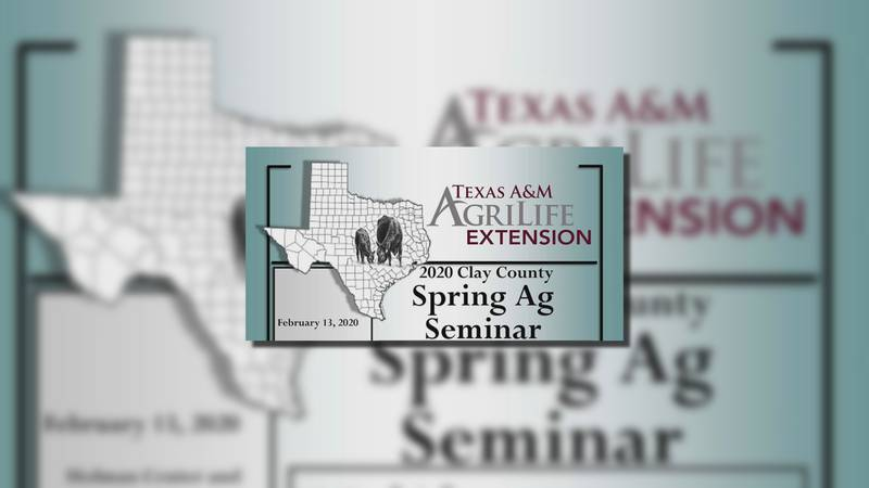 The 2020 Spring Agriculture seminar will be Thursday, Feb. 13 at the Holman Conference Center...