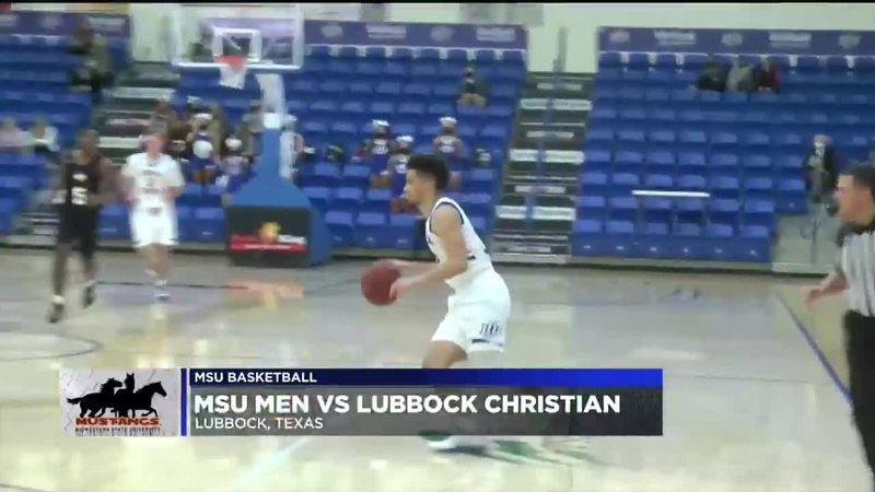 MSU vs Lubbock Christian men's basketball highlights