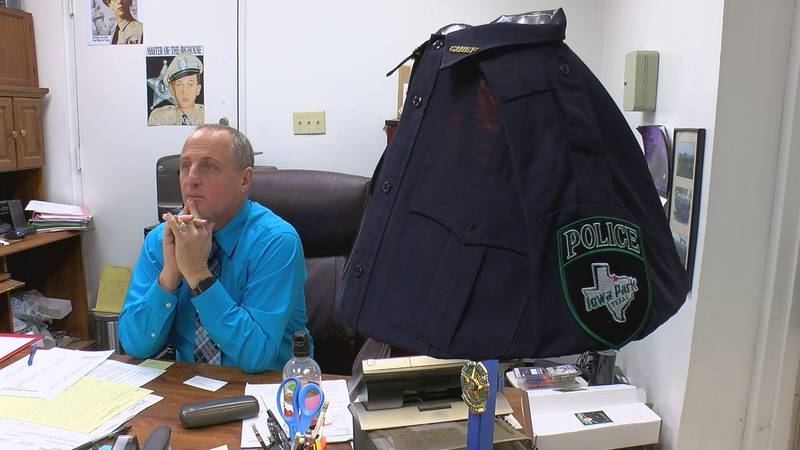 After more than 25 years of serving his community from behind the badge, Iowa Park Chief of...