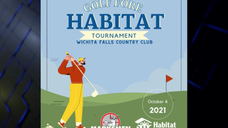 The 11th Annual Golf Fore Habitat Tournament tees off on Oct. 4 in support of Habitat for...
