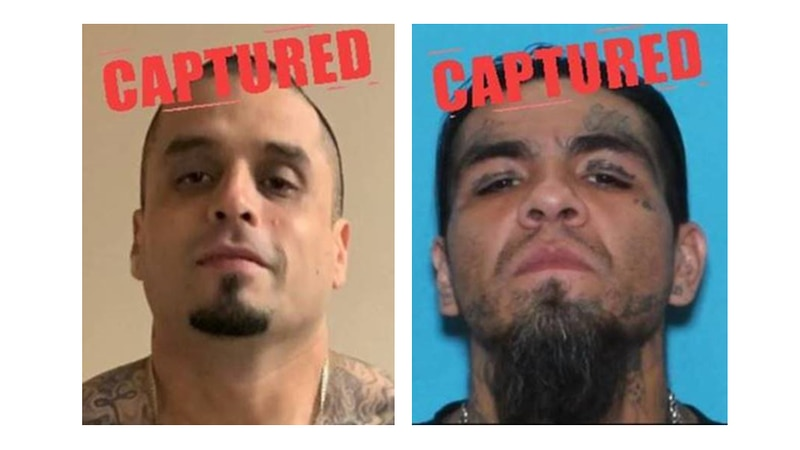 In the last week authorities have captured two of Texas' Top 10 fugitives. Texas 10 Most Wanted...