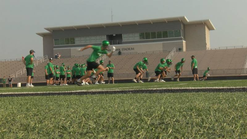 August is here, and that means Texas high school football is back in action.