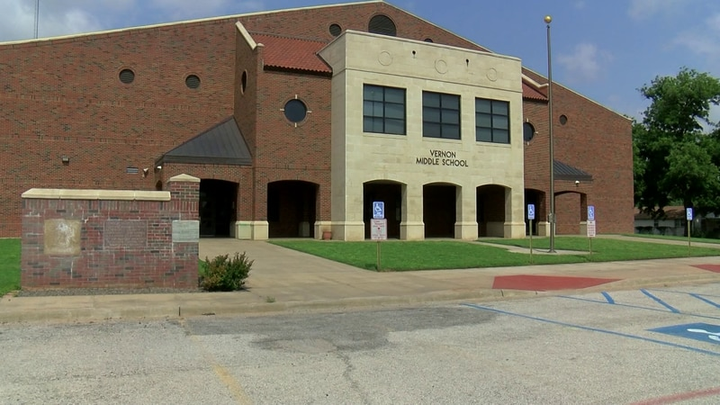 Out of the $1.3 million Vernon ISD received from the state, around $795,000 will be used to...