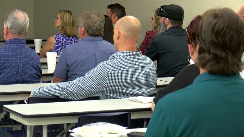 The Wichita Falls Human Resource Management Association hosted an Employee Engagement Seminar...