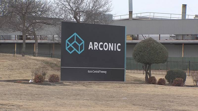Arconic and Vitro went to the 4A board to have the railroad crossing addressed.