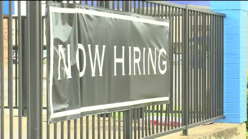 Two WF businesses using attractive hiring methods to get new employees