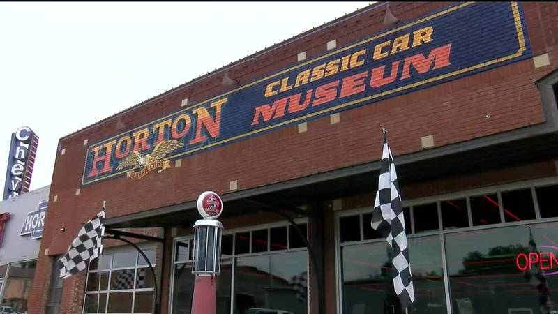 Hometown Pride Tour: Horton Classic Car Museum