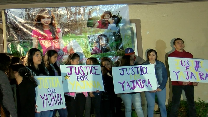 Friends and Family of Yajaira Garcia speak about Cook bonding out