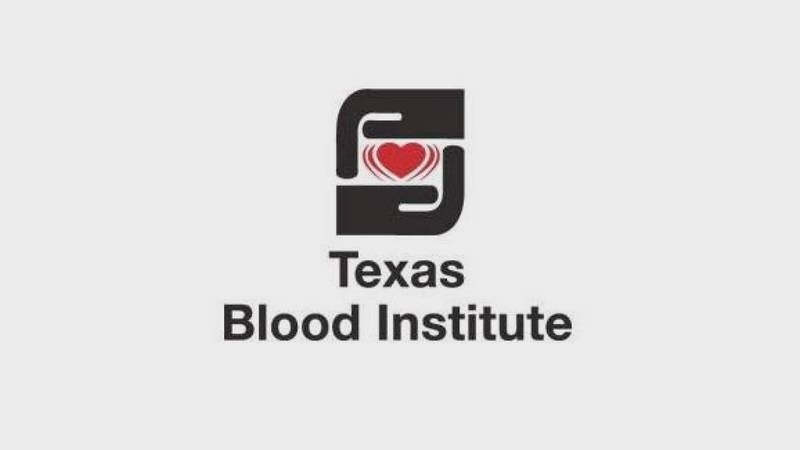 Photo credit to Texas Blood Institute Facebook page.
