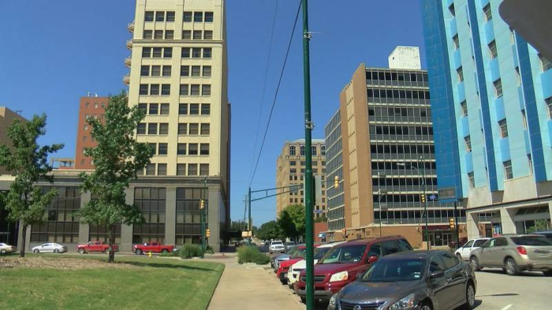 Downtown Wichita Falls has been part of a revitalization effort the last year and a half.