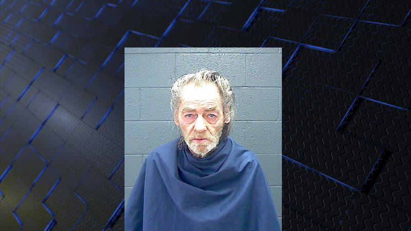 Police charged 75-year-old Garry Brown with Arson.