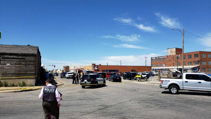 Amarillo police responding to officer-involved shooting near Maverick Boys & Girls Club...