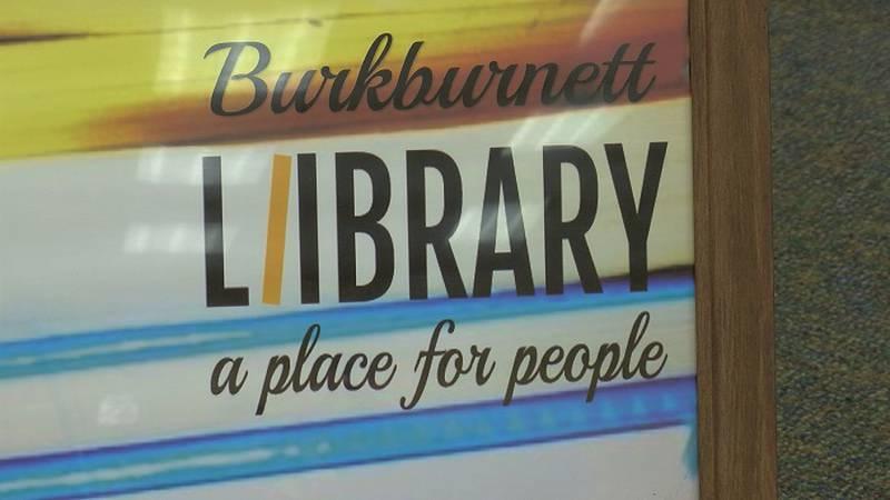 Pam Miller views the Burkburnett Library as the city's community center.