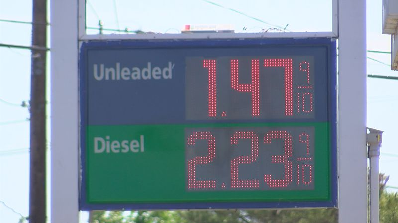 Gas prices are expected to stay low for the foreseeable future.