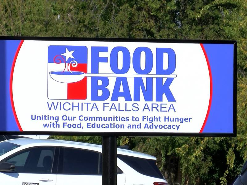 The Wichita Falls Area Food Bank's Mobile Pantry will be visiting several locations throughout...
