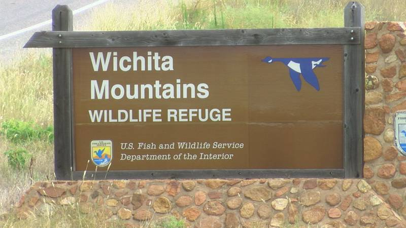 A heat restriction has been lifted at the Wichita Mountains Wildlife Refuge but refuge...
