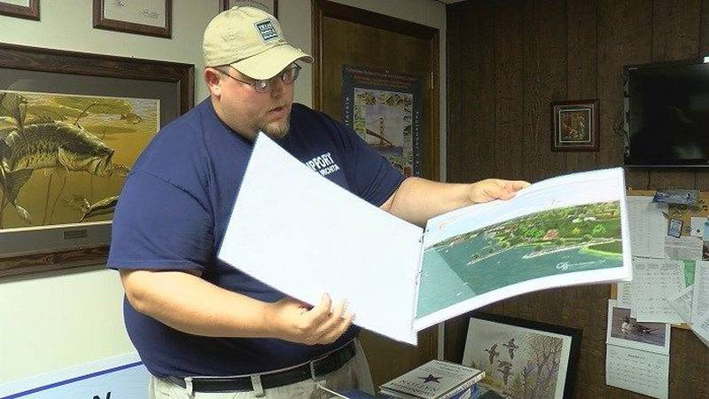 It is expected to take Kimley-Horn 9-12 months to design the three projects. (Source: KAUZ)