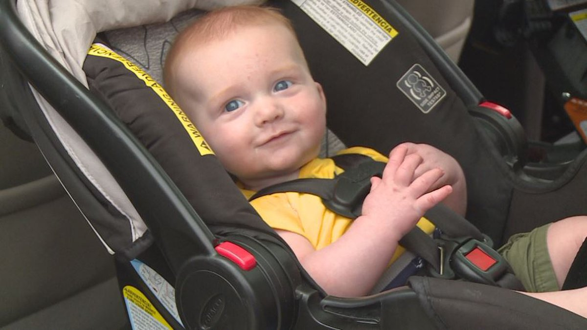 Leaving children in a hot car can end in serious injuries and in the worst cases, it can cause...