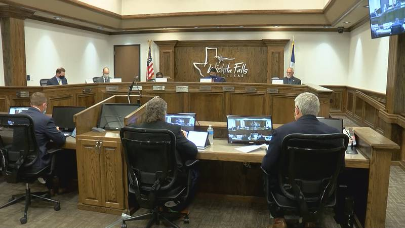 Council talks  drainage projects
