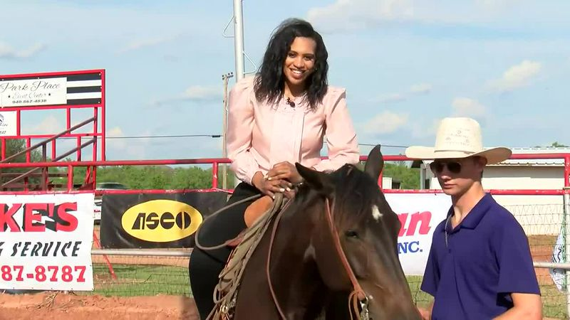Wichita County Mounted Patrol hosting 5th annual rodeo