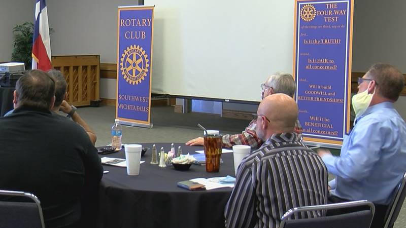 Volunteers share benefits of giving back to the community