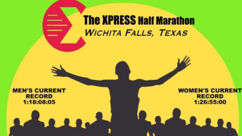 The Xpress Half Marathon benefiting P.E.T.S., Communities in Schools
