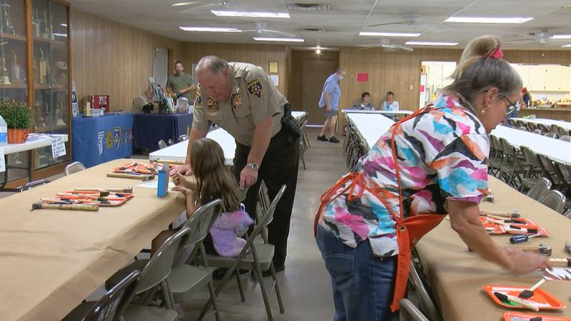 Families were able to have real conversations with law enforcement that serve their communities