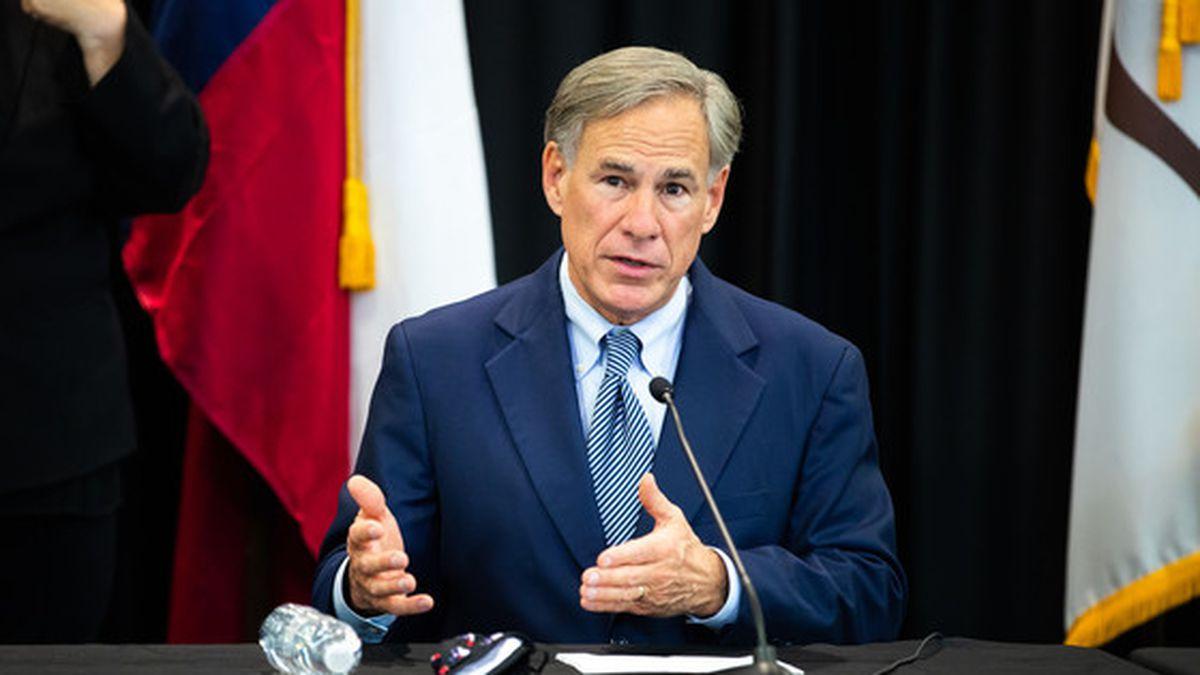 Texas Gov. Greg Abbott (Source: Governor's office)