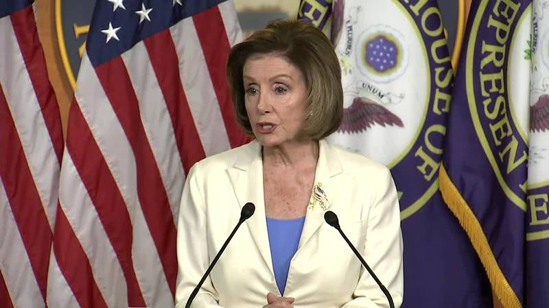 House Speaker Nancy Pelosi announced the creation of a select committee on the Jan. 6 Capitol...