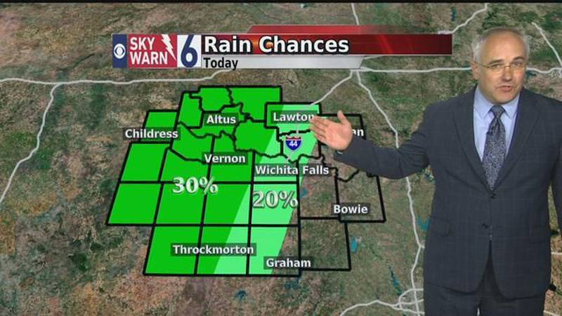 Multiple Rain Chances Later this Week