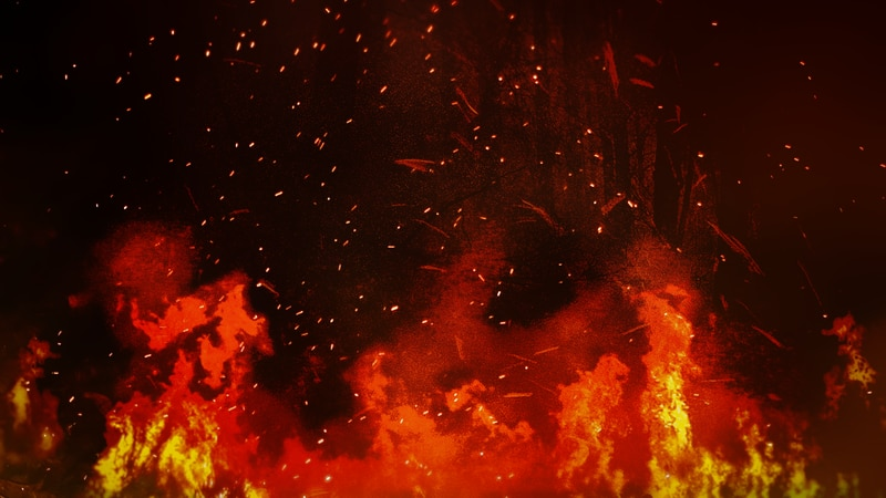 An Archer County judge has issued an emergency order banning outdoor burning.