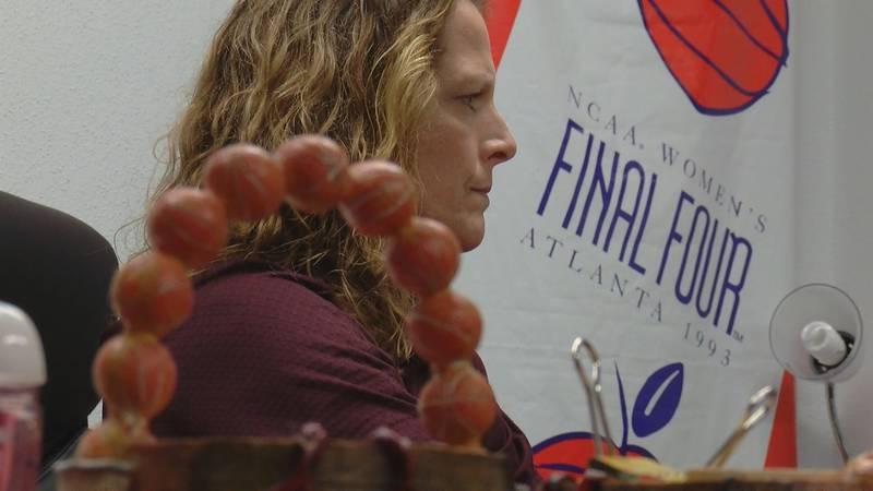 MSU women's basketball coach Noel Johnson passes away from ovarian cancer.