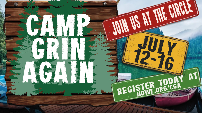 Camp Grin Again back for 2021