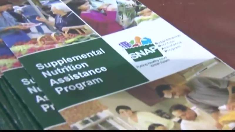 Some college students among newly eligible for SNAP benefits