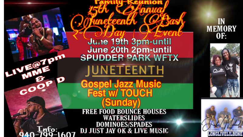 """The theme for this year's event is """"The Family Reunion."""" It will also feature the 2nd Gospel..."""