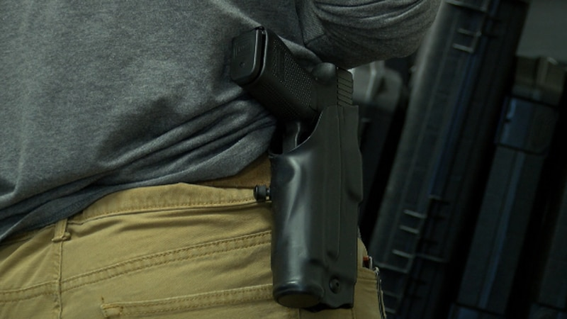 Texans can carry handguns without a license or training starting Sept. 1.