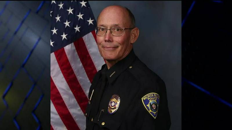 """Deputy Chief Richard """"R.W."""" Smith served the community for over 38 years."""