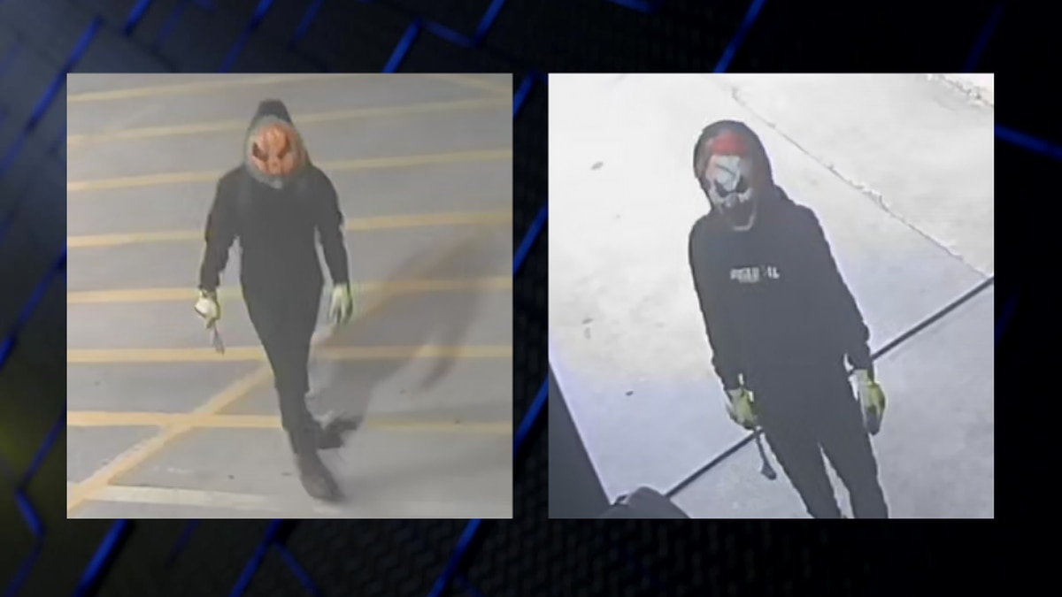 Crime Stoppers needs help finding masked burglary suspects