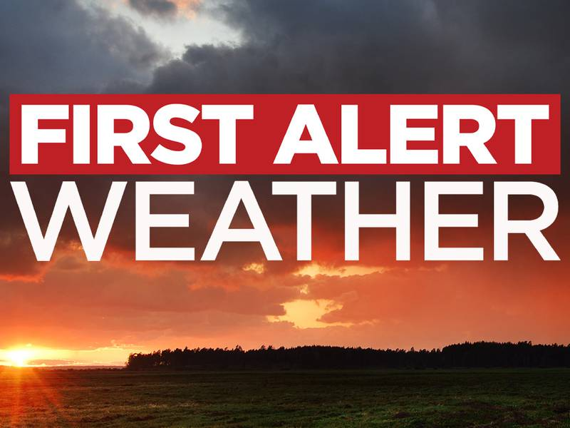 You can check out our First Alert Weather forecasts on kswo.com or our 7News and First Alert 7...