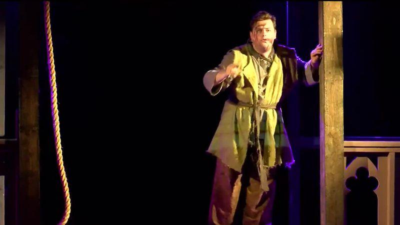 "Wichita Theatre's ""Hunchback of Notre Dame"" starts Friday"