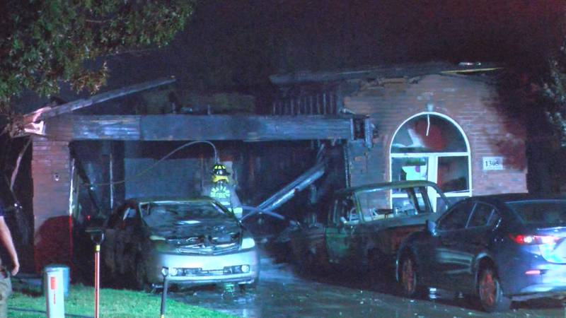 Iowa Park house a total loss after fire