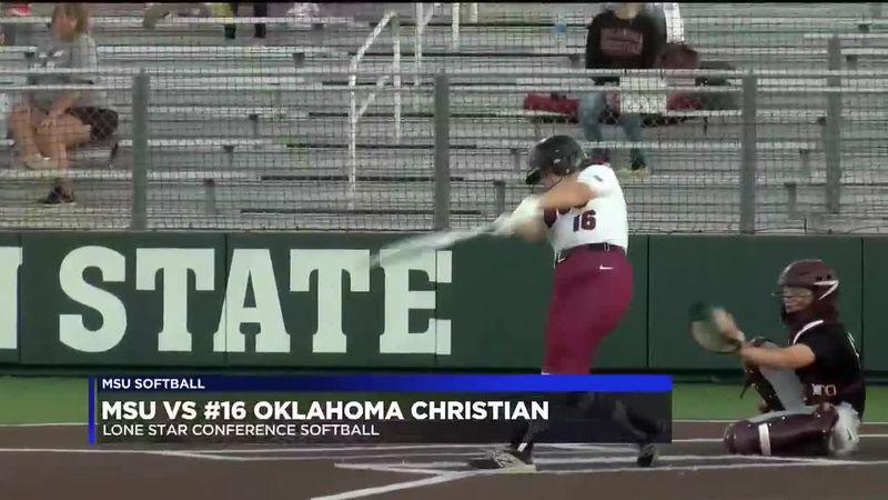 MSU falls in doubleheader to #16 Oklahoma Christian
