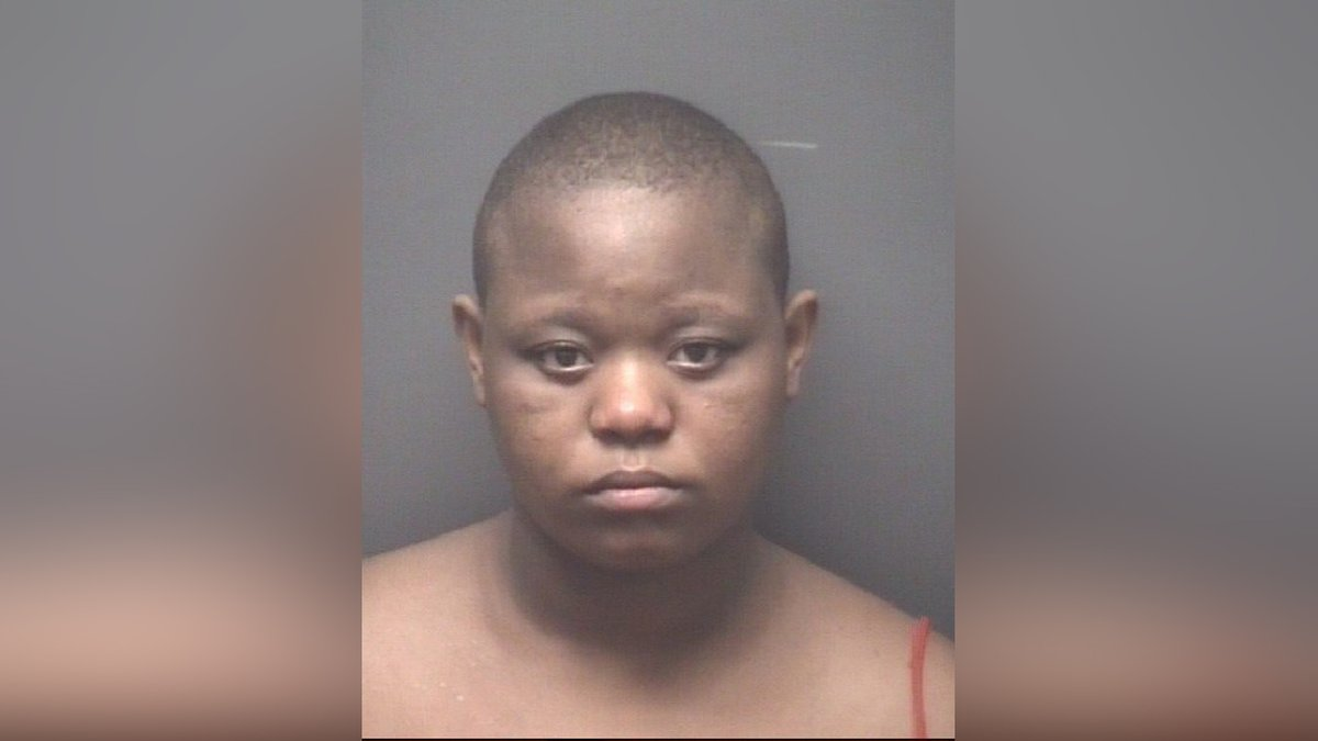 Cierra Dyer was charged with attempted murder and felony child abuse.